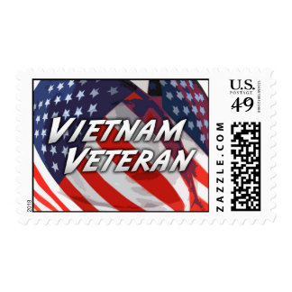 Vietnam Veteran Postage Stamp