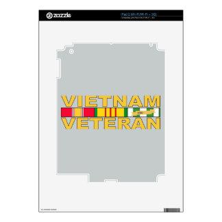 Vietnam Veteran Skin For The iPad 2