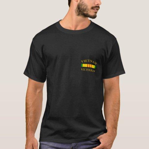 Vietnam Veteran T_Shirt