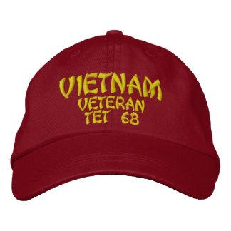 VIETNAM VETERAN TET 68 CAP