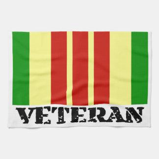 Vietnam Veteran Towel