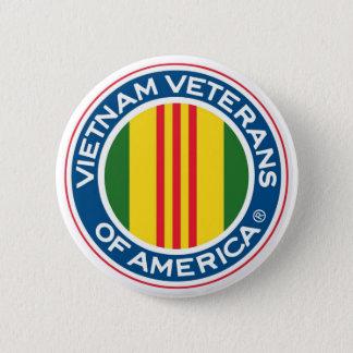 Vietnam Veterans Button