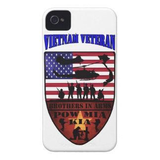 Vietnam Veterans iPhone 4 Carcasa