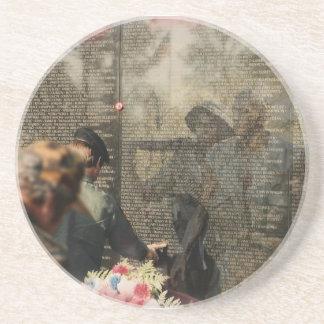 Vietnam Veterans' Memorial Drink Coasters