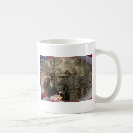 Vietnam Veterans' Memorial Coffee Mug