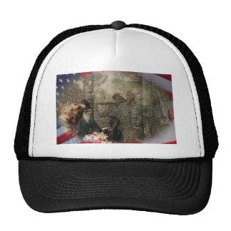 Vietnam Veterans' Memorial Trucker Hats