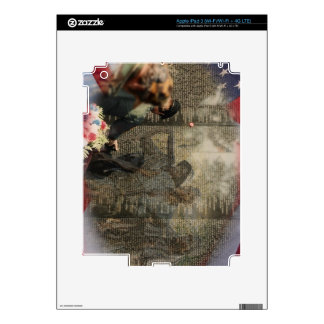 Vietnam Veterans' Memorial iPad 3 Skin