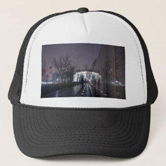 vietnam veterans memorial lincoln memorial trucker hat