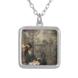 Vietnam Veterans' Memorial Necklace