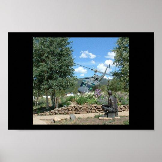 Vietnam Veterans Memorial Poster