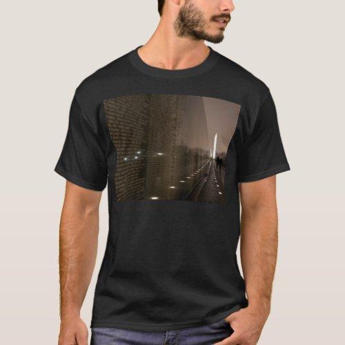 vietnam veterans memorial T_Shirt