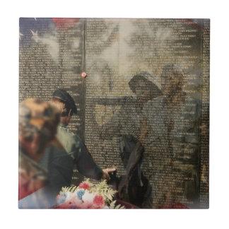 Vietnam Veterans' Memorial Tile