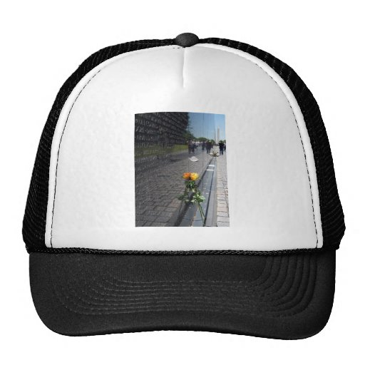 vietnam veterans memorial trucker hat