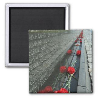 Vietnam veterans Memorial Wall Magnet