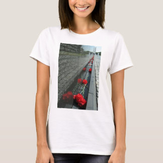 Vietnam veterans Memorial Wall T-Shirt