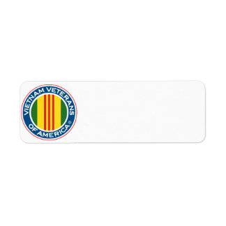 Vietnam Veterans of America Labels