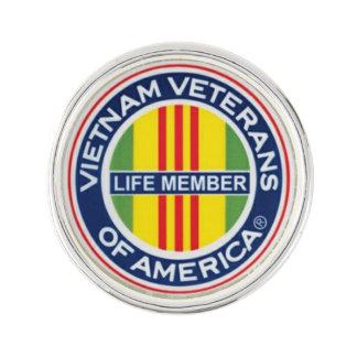 Vietnam Veterans of America Lifetime Lapel Pin
