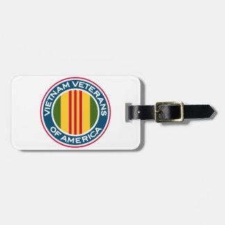 Vietnam Veterans of America Logo Bag Tag