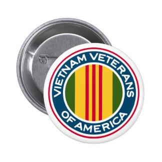 Vietnam Veterans of America Logo Buttons