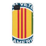 Vietnam Veterans of America Logo Case-Mate iPhone 4 Cases