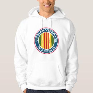 Vietnam Veterans of America Logo Hoodie
