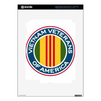 Vietnam Veterans of America Logo iPad 3 Skin