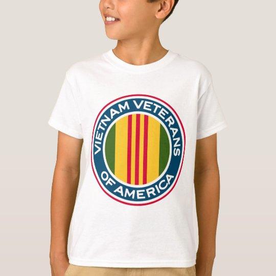 Vietnam Veterans of America Logo T-Shirt