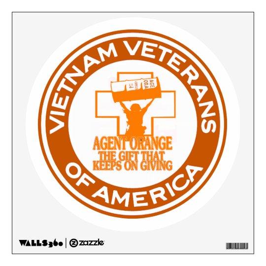 Vietnam Veterans of America Wall Sticker