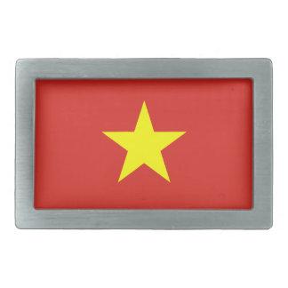 Vietnam – Vietnamese Flag Belt Buckles