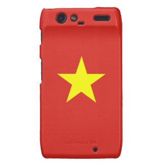 Vietnam – Vietnamese Flag Motorola Droid RAZR Cover