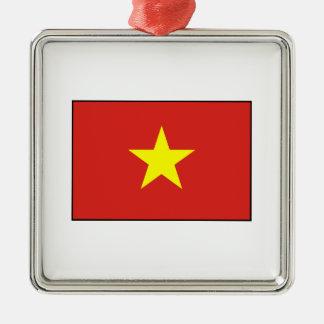 Vietnam – Vietnamese Flag Christmas Tree Ornament
