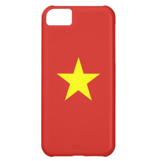 Vietnam – Vietnamese Flag Cover For iPhone 5C