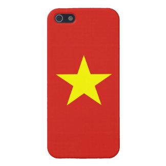 Vietnam – Vietnamese Flag iPhone 5 Cases