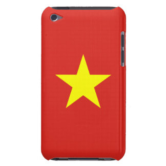 Vietnam – Vietnamese Flag iPod Touch Case