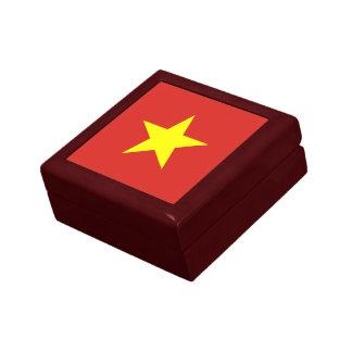 Vietnam – Vietnamese Flag Jewelry Boxes