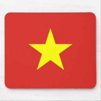 Vietnam – Vietnamese Flag Mouse Pads