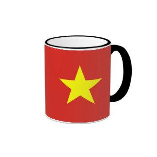 Vietnam – Vietnamese Flag Mugs