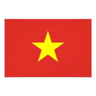 Vietnam – Vietnamese Flag Photo