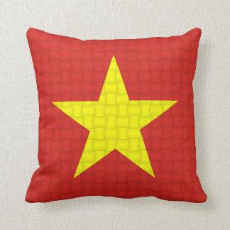 Vietnam Vietnamese flag Pillows
