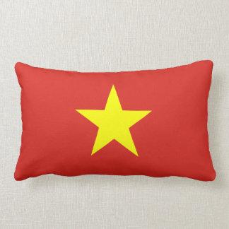 Vietnam – Vietnamese Flag Throw Pillow