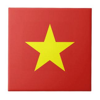 Vietnam – Vietnamese Flag Tiles