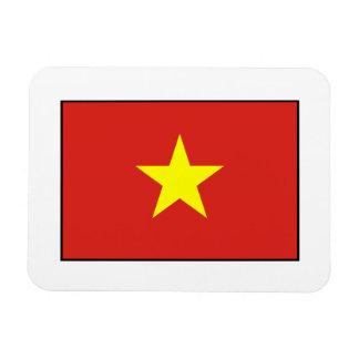 Vietnam – Vietnamese Flag Vinyl Magnet