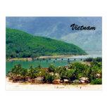 vietnam villages postcards