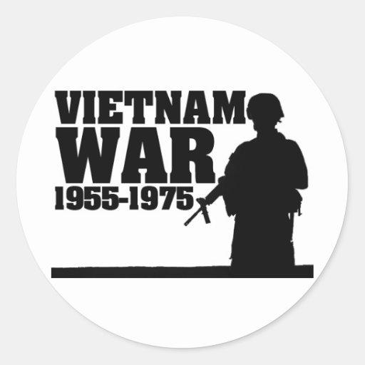 Vietnam War 1955-1975 Stickers