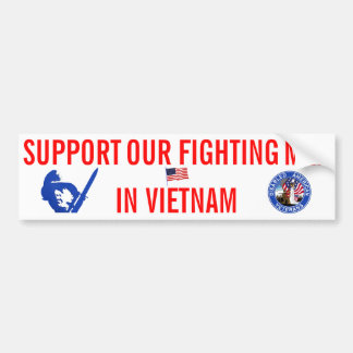 VIETNAM WAR BUMPER STICKER
