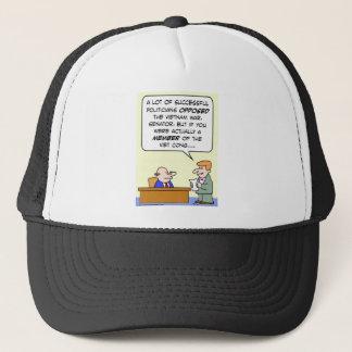 vietnam war senator viet cong trucker hat