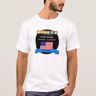 VIETNAM WAR VETERAN - NEVER FORGET T-Shirt