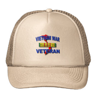 Vietnam War Veteran Service Ribbon, Semper Fi Hat