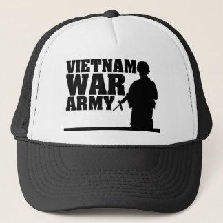 Vietnam War Veteran Trucker Hat