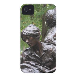 Vietnam Womens Memorial iPhone 4 Case-Mate Case